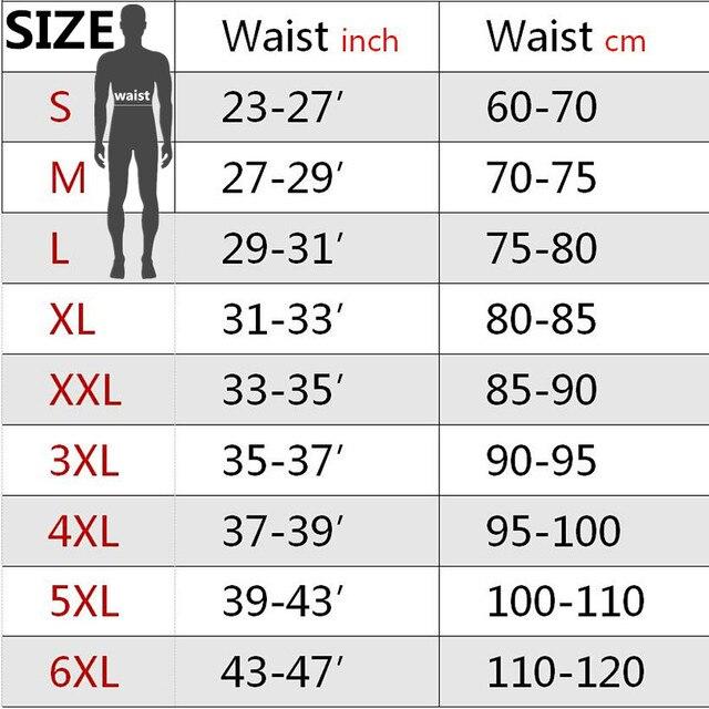 CHENYE Neoprene Man Shaper Male Waist Trainer Cincher Corset Men Body Modeling Belt Tummy Slimming Strap Fitness Sweat Shapewear 5