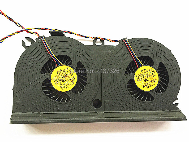 100% New Laptop Cpu Cooling Fan For Hp Eliteone 800 G1 705 G1 733489-001 Dfs602212m00t Fc2n Mf80201v1-c010-s9a 023.10006 Famous For High Quality Raw Materials, Full Range Of Specifications And Sizes, And Great Variety Of Designs And Colors