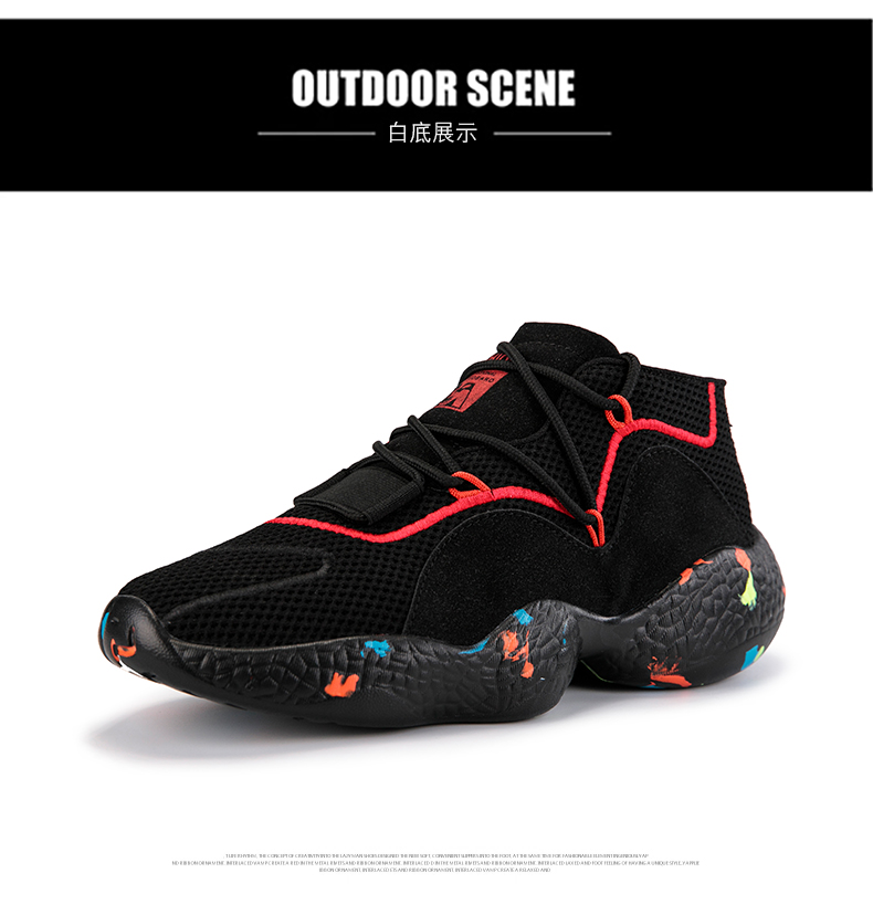 HTB12EJpasfrK1Rjy1Xdq6yemFXaU Shoes For Men Sneakers Casual Men Sock Shoes Breathable Tenis Masculino Adulto High Top Man Trainers Zapatos Hombre Sapatos