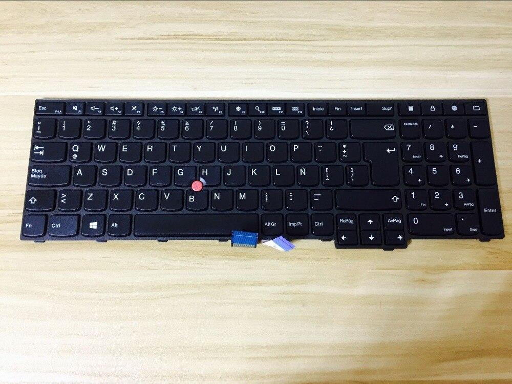 New keyboard for Lenovo Thinkpad E550 E550C E555 E560 German/GR/LA/Latin layout new notebook laptop keyboard for lenovo ideapad y500 y500n y500nt backlit gr german layout