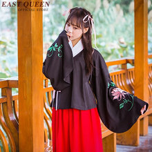 EAST QUEEN Chinese folk dance Chinese ancient costume women hanfu party dress cosplay hanFu dress two piece set AA2205 Q