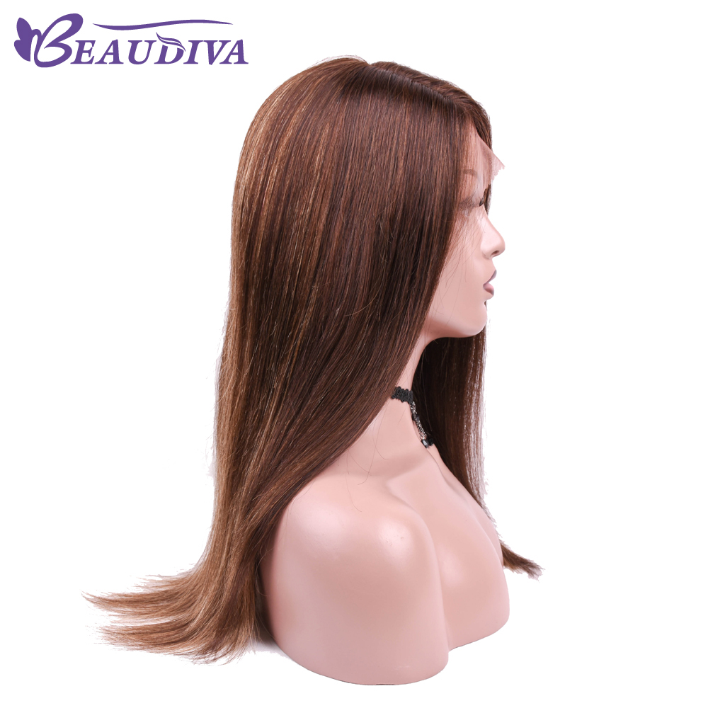 33 Brazilian Straight Hair Human Hair Wig Hand Seam Brazilian Hair 14 20 Straight Hair Wig