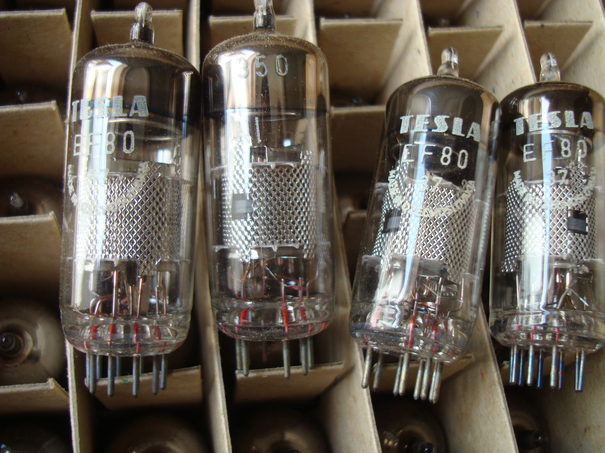 Free Shipping 2pcs/LOT New original POWER box TELEFUNKEN de France EF80/6BX6 electron tube 2pcs ta3020 dip48 dip new and original free shipping page 8