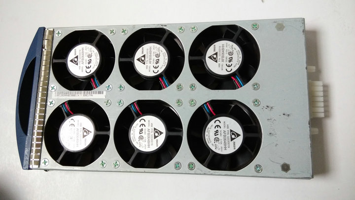 Free Shipping original SSRE1FAN AFB0648HH Server fan group Cooling fan original ads8345evm free shipping