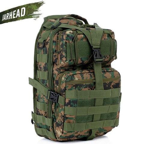pacote de assalto tatico militar sling mochila