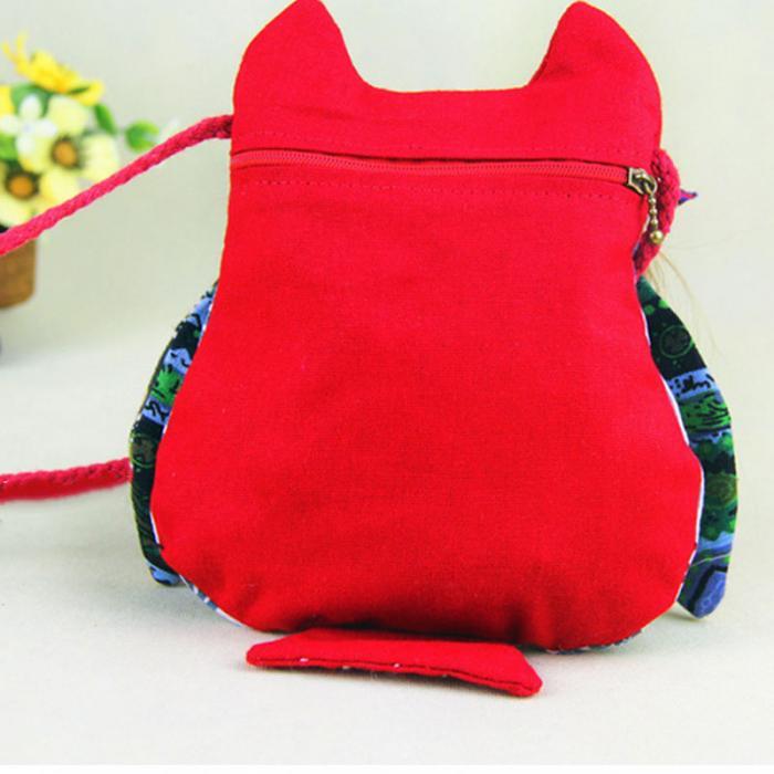 8012e1d03 Tamaño: 16*23 cm. Color: color al azar. ESTILO: paño. ESTILO: bolsa de  mensajero de Dama Se pueden poner en cambio, llaves, toallas de papel, pero  no pueden ...