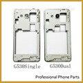 Оригинальный Новый Ближний Рамка Рамка Для Samsung Galaxy Grand Prime G530 Вернуться Задняя панель Корпуса С кнопка Питания Кнопка Громкости Замена