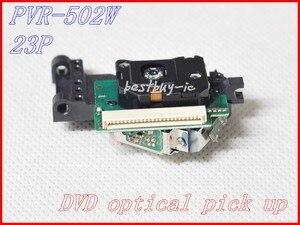 5pcs/lot Original New Laser Len For Mitsumi 23P PVR-502W Laser Assy PVR502W PVR-502 23 Pins DVD Laser Head PVR 502W Bloc