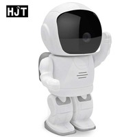 Wireless Camera 1 3MP 960P HD PTZ MINI Robot IP Network Onvif Audio Motion Alarm 4
