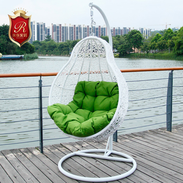 Furniture Hanging Chair Hanging Basket Rattan Chair Rattan Hanging Basket  Gourd Hanging Basket Swing Rocking Chair