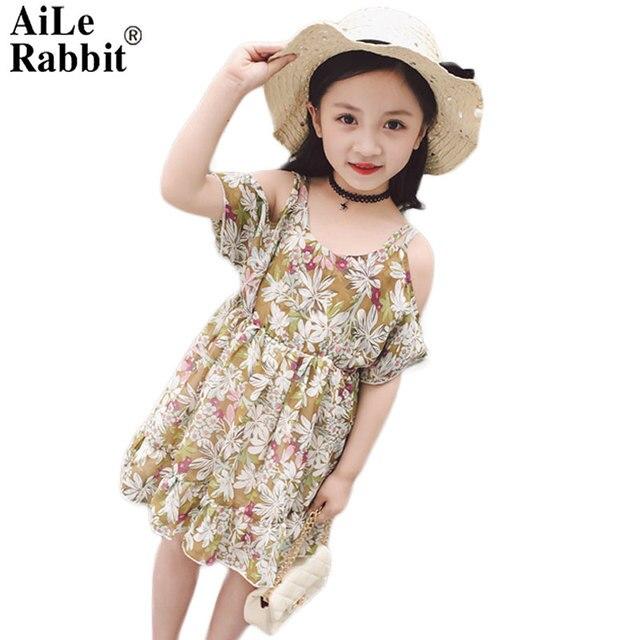 Girls Resort Dresses