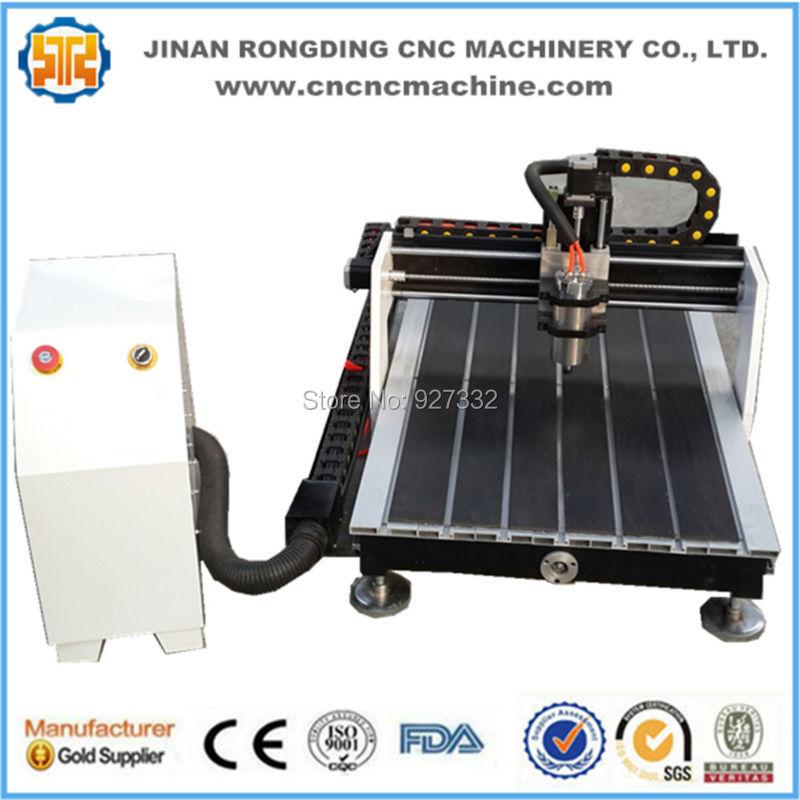 Vendita della fabbrica macchina del router di cnc router 3D cnc 1325 - Attrezzature per la lavorazione del legno - Fotografia 4
