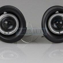 Автомобильные аксессуары Hengtie ангельские глазки для Chevrolet Captiva 2010-2012 дневные ходовые огни противотуманные фары