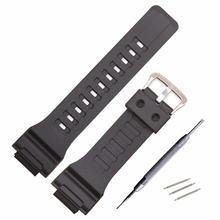 Ремешок для часов аксессуары ремешок 18 мм ремешка из смолы