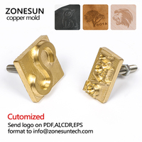 Customize DIY Brass Stamp Mold Personalized Wood Mold Leather Mold Wood Die Cut Leather Die Cut