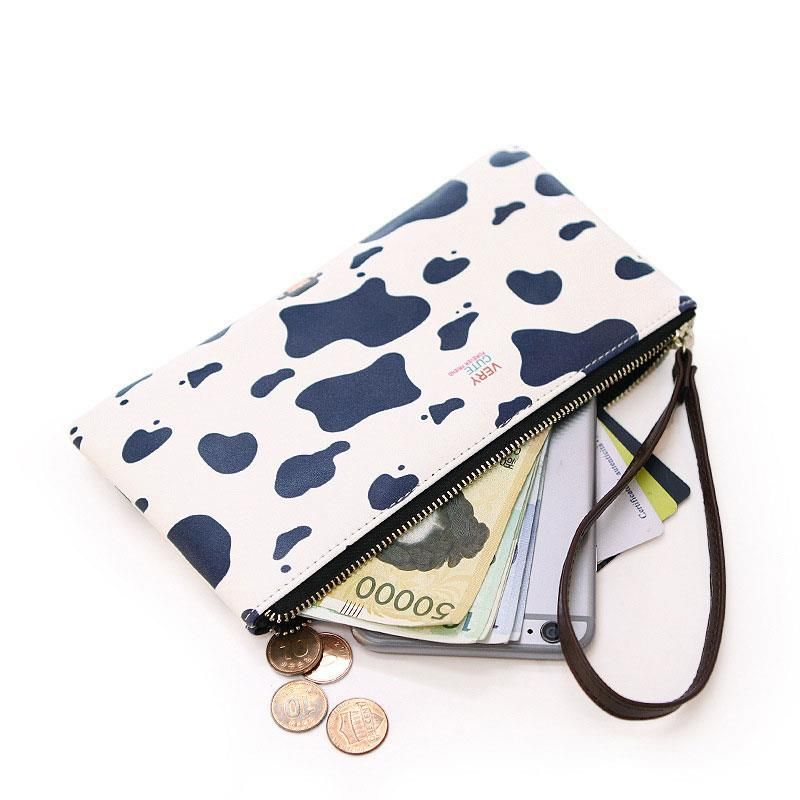 Zipper Women Wallet Long Female Wallet Leather Coin Purse Slim Card Holder Large Capacity Money Bag Handle Wallet monedero mujer цена и фото