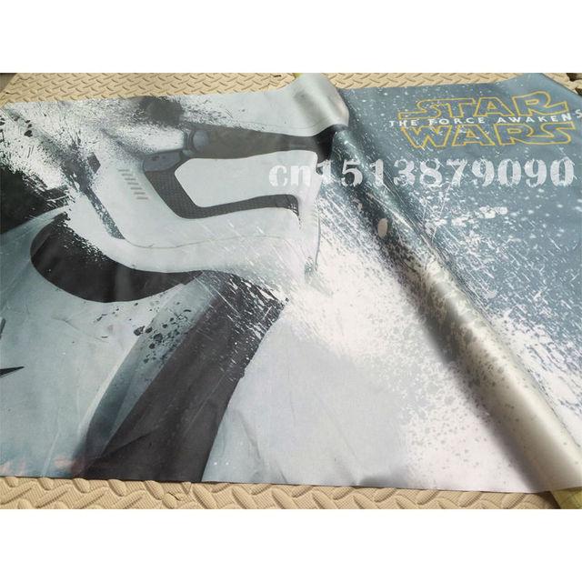 Mad Max Fury Road Movie Art Silk Fabric Poster Print