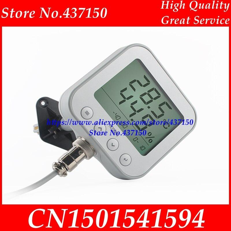 PIPE duct temperature and humidity transmitter sensor 0 10V 4 20MA RS485 output AF3010A AF3020A AF3485A