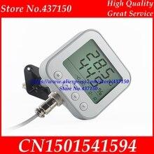 أنبوب درجة الحرارة و الرطوبة استشعار جهاز الإرسال 0 10 V 4 20MA RS485 الناتج AF3010A AF3020A AF3485A مع شاشة الكريستال السائل