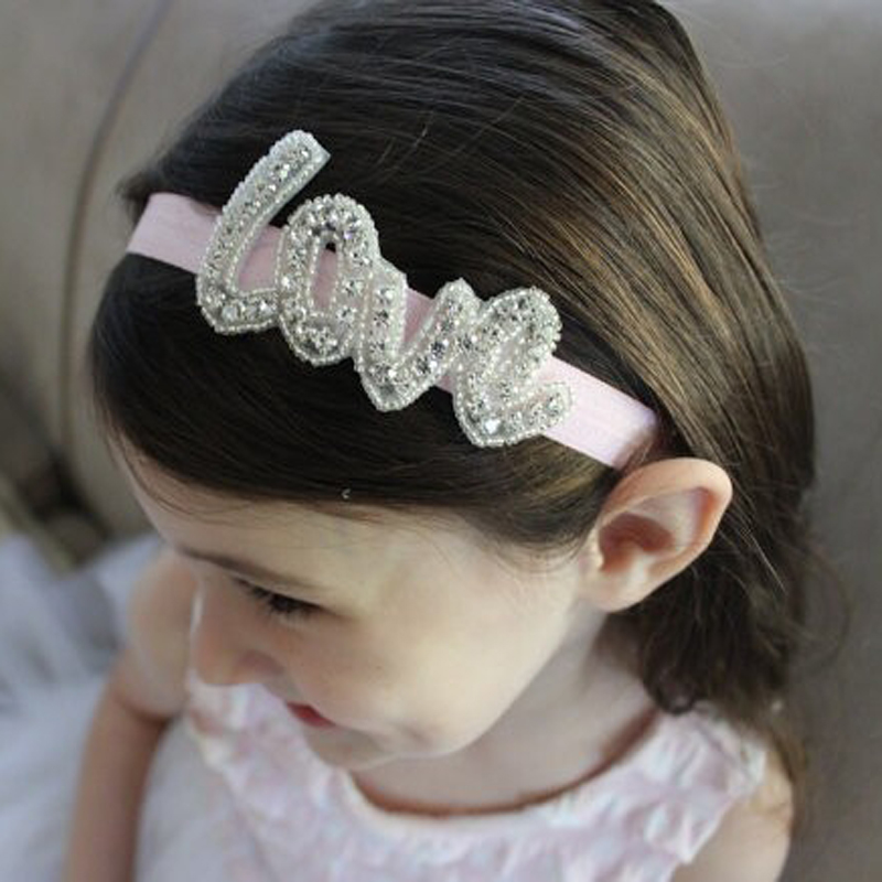 Baby Diy Headband hair band Diamond Adornment Women ... Quailman Belt Headband