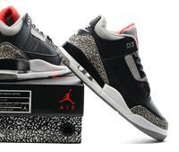 Jordan Retro 3 Basketball Shoes Low Help Sneakers Men Basketball Shoes aj3 41 47
