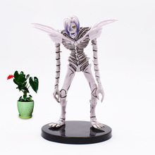 16 cm Anime Death Note God Of Death Rem PVC Action Figure Doll Collectible Model Baby Toy Christmas Halloween Gift For Children цена и фото