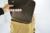 Venda quente da lona Investigation Corps anime adolescentes side bolso com zíper mochila saco de escola estudante mochila de ataque em titã