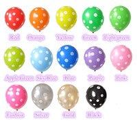 лучшее качество горошек воздушные акций 12 дюймов 3.2 г 50 шт./лот латекс шар празднование день рождения декоративные ПЭТ воздушном доли игрушечные нагрузки