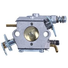 цена на New Carburetor Carb For Poulan Sears Craftsman Chainsaw Walbro WT-89 891 Silver