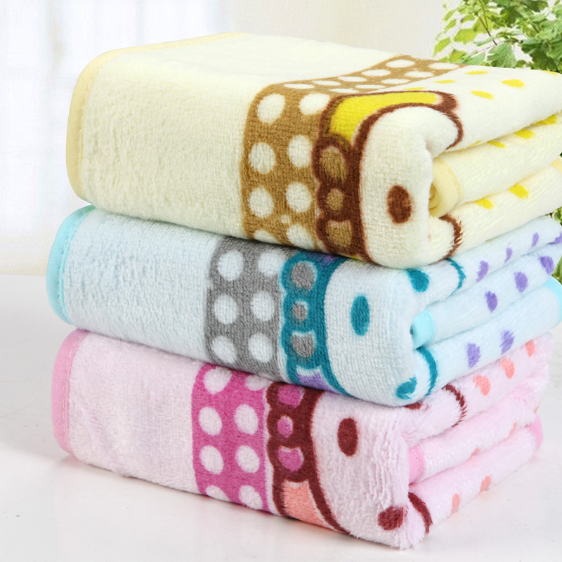 Best Microfiber Patterned Hand Towel For Sale High