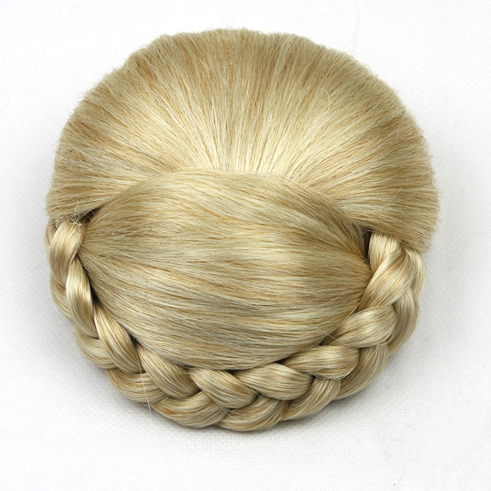 Stupendous Popular Clip In Hair Bun Buy Cheap Clip In Hair Bun Lots From Short Hairstyles For Black Women Fulllsitofus