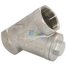 2 » звездой сетчатый фильтр клапана 800 WOG нержавеющей стали SS316 CF8MGood качество