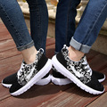 Mesh (air Mesh) Unisex Slip On Shoes Zapatos Hombre T-strap Woman Shoes Creepers Mocassin Femme