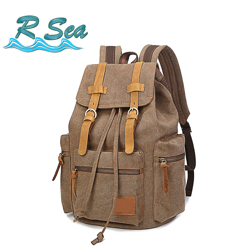 Dropshipping High School Backpack New Trending Canvas Backpack Casual Mountaineer Bag Shoulder Laptop Student BagDropshipping High School Backpack New Trending Canvas Backpack Casual Mountaineer Bag Shoulder Laptop Student Bag