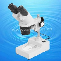 Hot Sale WF15X industry Eyepiece Binocular Stereo Microscope with Total Magnification 30X, 60X for Student Educational Purpose
