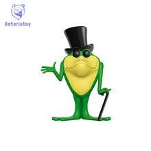 NEW 10m Looney Tunes Michigan J frog  action figure big Bobble Head Q Edition no box for Car Decoration