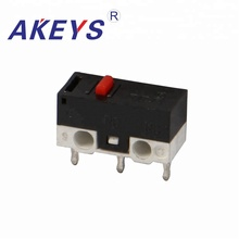 цена на 20PCS MS-002 BBJ-WK1-01 Straight foot microswitch elevator Micro switch toggle switch