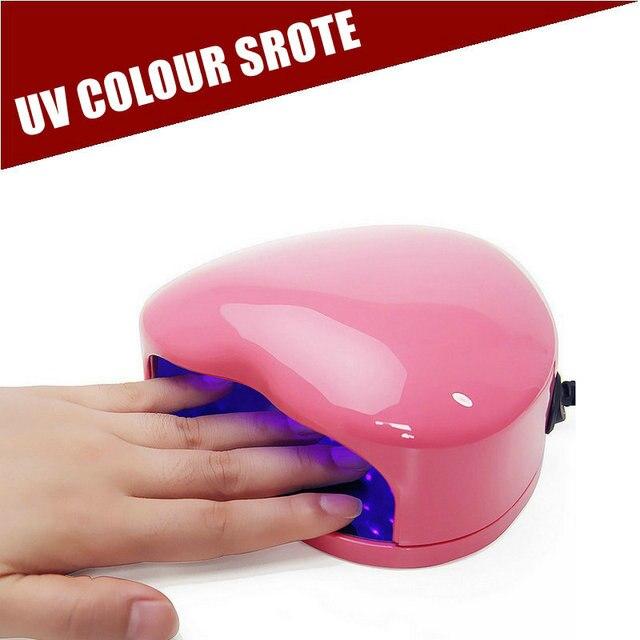 Nail Dryer&FREE SHIPPINGUV LED Lamp Nail Dryer Nail Art Gel Curing ...