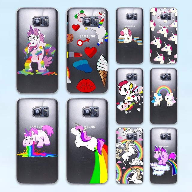 samsung s7 case rainbow