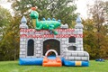 2016 Factory direct sales Inflatable slides,Inflatable castle.Castle combination slide KYB-161