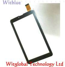"Witblue Nieuwe Voor 7 ""inch Tablet c184104a12-fpc851dr Outer touch screen panel Digitizer Glas Sensor Vervanging Gratis Verzending(China)"