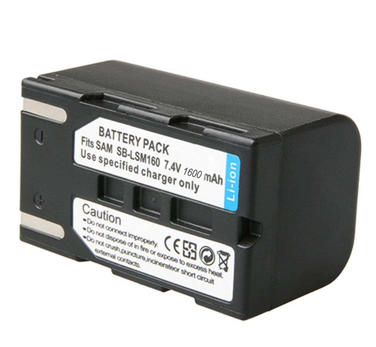 VP-D975W VP-D975Wi Digital Camcorder Battery Pack for Samsung VP-D965W VP-D965Wi