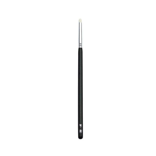 Z240 pinceles de maquillaje profesional suave Sokouhou pelo de cabra sombra de ojos mezcla cepillo mango negro pincel maquiagem maquillaje brocha