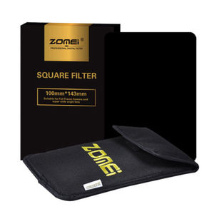 Image 5 - Zomei Square filter 150*100mm Complete&Graduated ND2 4 8 16 Neutral Density ND filter holder+67/72/77/82/86mm adapter