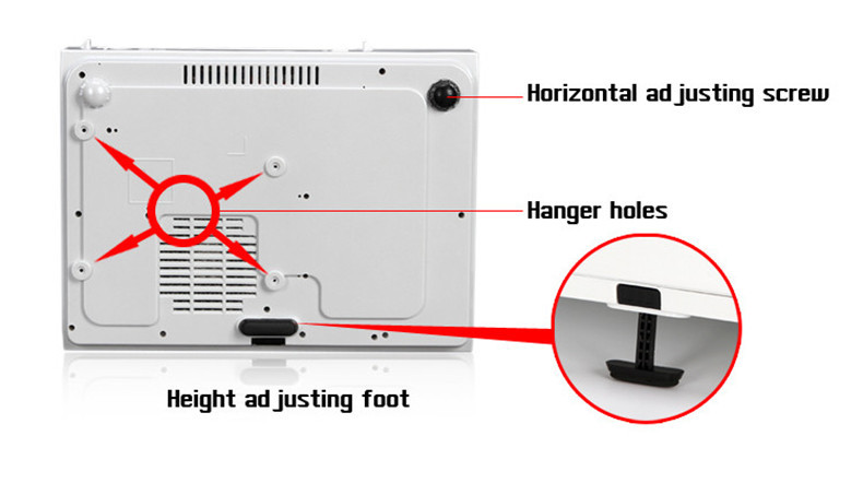 HD LED PROJECTOR