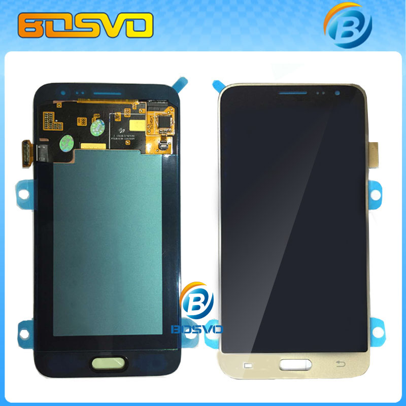 ФОТО 100% tested Black / white / gold LCD Display Touch Screen Digitizer Assembly For Samsung for Galaxy J3 J320P J320M J320Y J320F