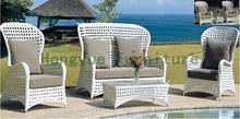 Outdoor garden sofa set in rattan Outdoor sofa furniture