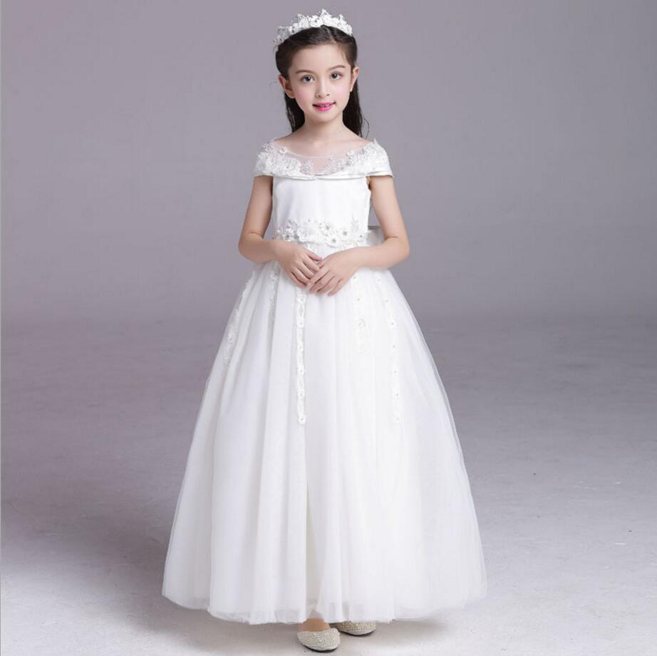 Kinder abendkleider mädchen cinderella kleid formale kleid baby ...