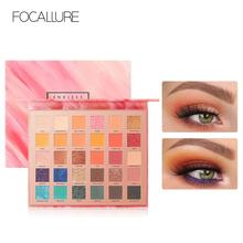 FOCALLURE 30 colors shimmer Eyeshadow ENDLESS POSSIBILITIES Eye shadow Palette  in 1 pallete glitter matte makeup palette