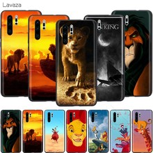 Lavaza Cartoon Movie Lion King Case for Huawei Mate Y7 Y9 P8 P9 P10 P20 P30 Lite Pro P Smart Mini 2017 2019(China)